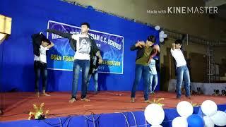 K2 Jashne E Ishka Stage Dance