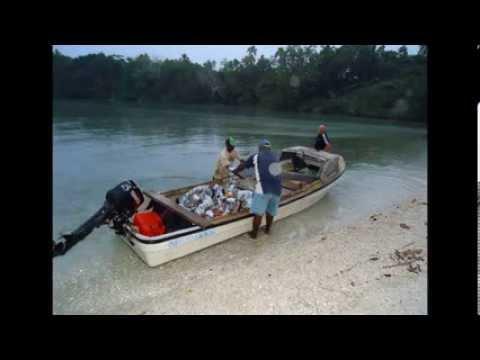 Avunatari School project on the island of Malo Vanuatu