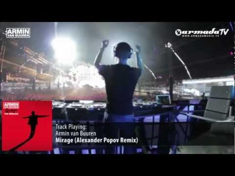 Armin van Buuren - Mirage (Alexander Popov Remix)