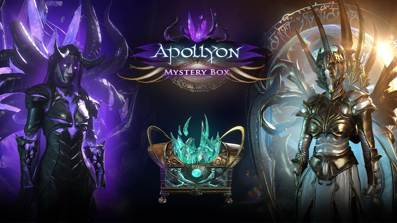 What's in the Apollyon Mystery Box?