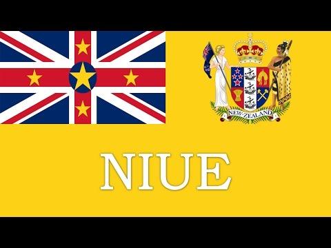 "Quốc ca Niue - ""Ko e Iki he Lagi"" - Lyrics Tiếng Niue & Vietsub"