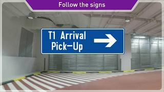 Gambar cover Relocation of Terminal 1 Arrival Pick-up