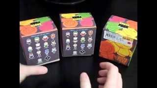Kidrobot South Park Blind Box Unboxing Reveal *Set of 12* (Part 1 of 4)