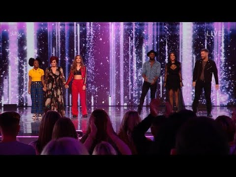 The X Factor UK 2017 Results Live Shows Round 4 Winners Full Clip S14E24