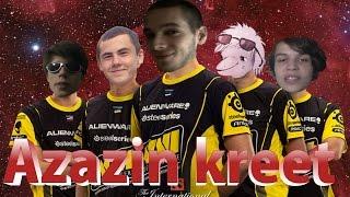 Azazin kreet и компания - лучшие моменты