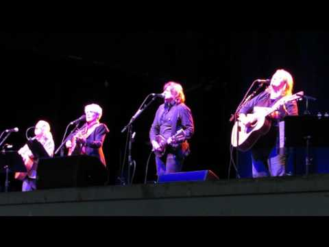 The 4 Voices, Joan Baez, Mary Chapin Carpenter, Indigo Girls: Don't think twice, it's alright