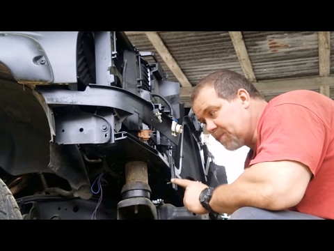 How to install a body lift on 99 - 07 chevy/gmc 1500 trucks