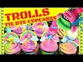 TROLLS CUPCAKE | TROLL CUPCAKES - CRAFTY COOKING KITS | TROLL MOVIE CUPCAKES | TURTLES TOY TIME