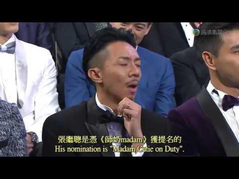 151213 Ruco Chan -  2015 TVB Anniversary Award Favourite Character (Subtitle)