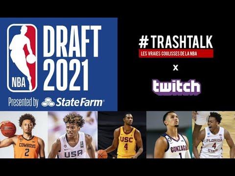 Download NBA Draft 2021 : le replay du giga live !