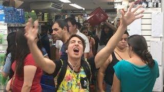 Baixar DANÇANDO ''DENTRO DO CARRO'' EM PÚBLICO