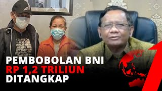 Pembobolan BNI Rp 1,2 Triliun Ditangkap | Dialog tvOne ( 9/7/2020 )