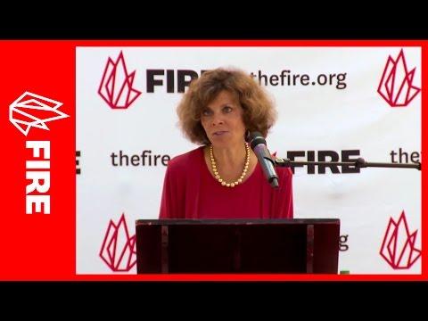 Nadine Strossen Keynote Address: FIRE FSN Conference