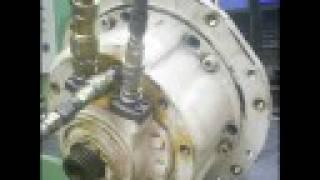 rénovation moteur hydraulique poclain