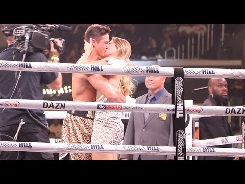 Download 'THANK GOD SHE SAID YES!' - JOSH BRUECKNER REACTS TO PROPOSING TO KATIE BETZING AFTER PRO-DEBUT
