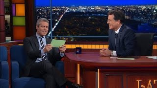 Andy Cohen's Camp Letters To Mom & Dad