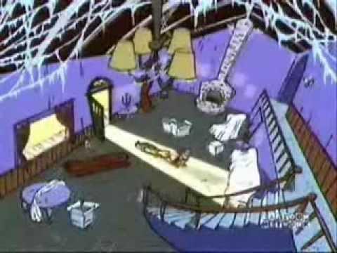Ed, Edd, n' Eddy Music Video   'Ghostbusters'