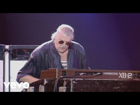 Deep Purple - Lazy (from Come Hell or High Water)