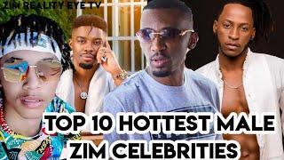 Top 10 Hottest and Handsome  Zim celebs (2020)