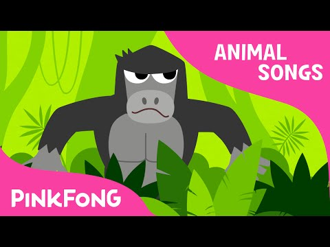 Jungle Boogie | Lagu Hewan | PINKFONG Lagu Untuk Anak-anak