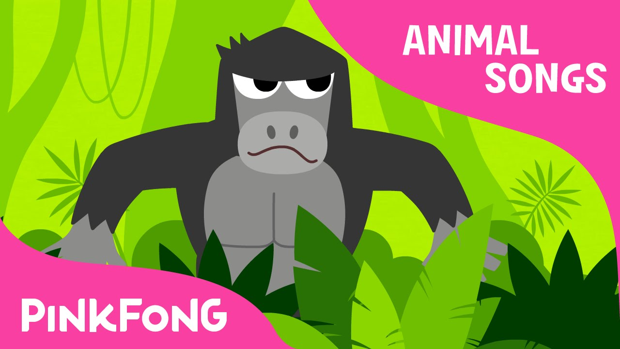 Jungle Boogie | Animal Songs | PINKFONG Songs For Children   YouTube
