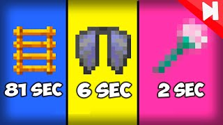 What's the Fastest Way to Reach Sky Limit in Minecraft 1.16?