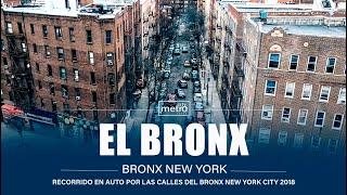 Recorrido por Bronx  New York | Touring the streets of the bronx new york 2018 HD