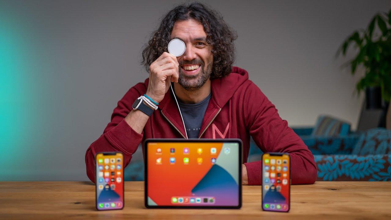 Download Ultra Mega Apple Unboxing 🔥 iPhone 12, MagSafe, iPad Air a … [4K]