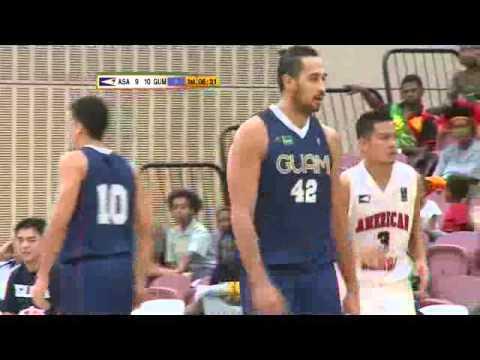 American Samoa vs Guam