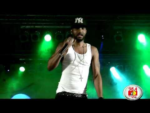 Fally Ipupa performs live in Kenya