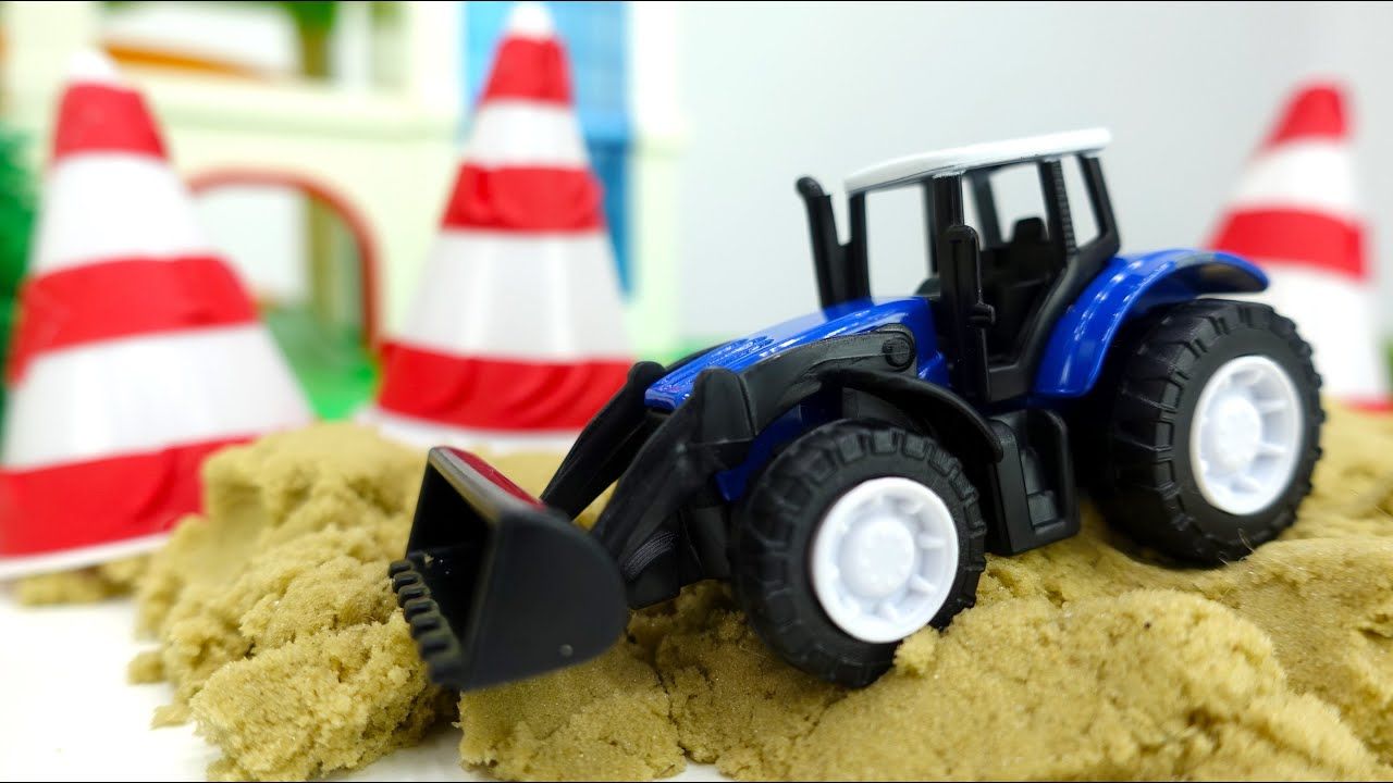 Traktori Videot Lapsille