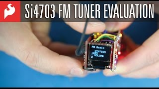 SparkFun SI4703 FM Tuner Evalu…