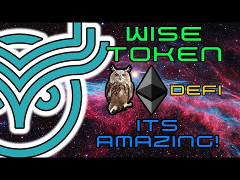 3 Reasons Why WISE Token Is Amazing!