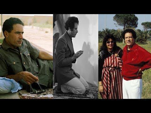 صور نادرة لم تراها من قبل لمعمر القذافي thumbnail
