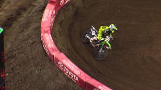 Supercross LIVE! 2014 - 2 Minutes on the Track - 250 Second Practice in Indianapolis