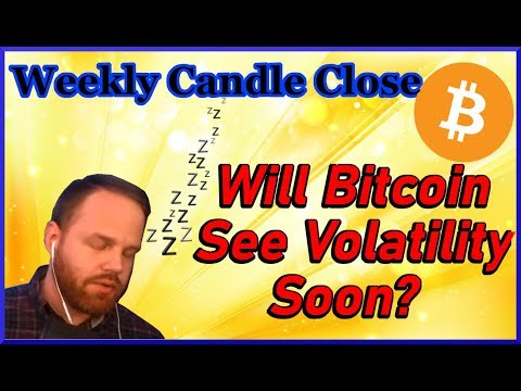Bitcoin Live : BTC Weekly Candle Close Stream. Ep. 759 - Crypto Technical Analysis
