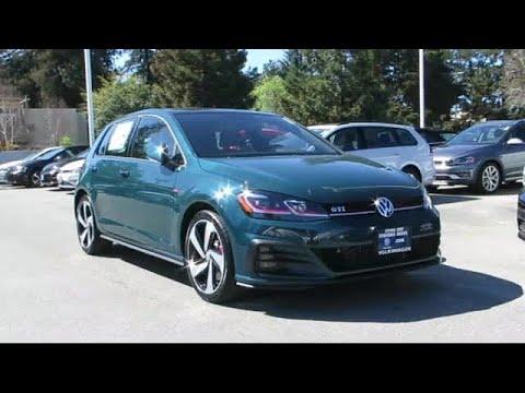 2018 Volkswagen Golf Gti SE San Jose  Sunnyvale  Hayward  Redwood City  Cupertino