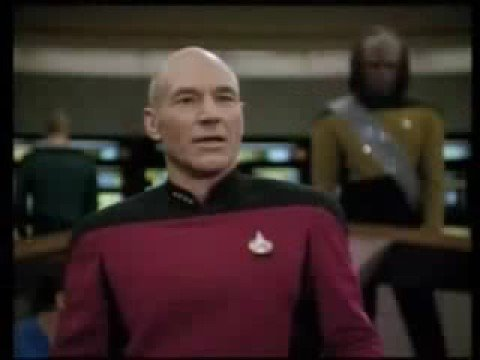 The Picard Song - DarkMateria