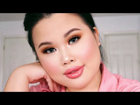 Get Ready With Me: EASY + SIMPLE GLOW MAKEUP TUTORIAL