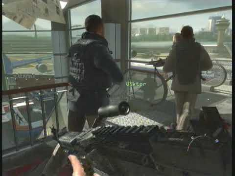 Call of Duty Modern Warfare 2 - No Russian - Airport Mission Uncut - Veteran - High Quality