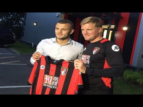 Official: Arsenal's Jack Wilshere Signs For Bournemouth | AFTV Deadline Day