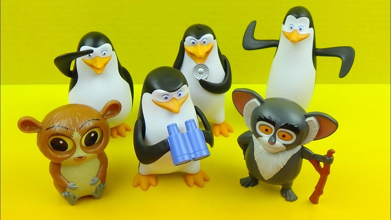 Penguins Of Madagascar Toys - Wild Anal-6384