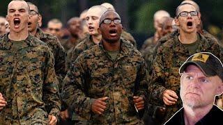 Making Marines at Parris Island (Part 2/2) - US Marine Recruit Training (Marine Reacts)