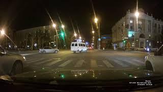 SHO-ME A7-GPS-GLONASS Ночная съемка