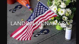 Landon McNamara Loss For Words