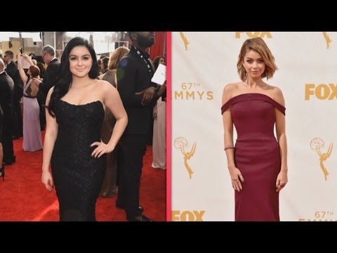 'Modern Family' Stars Ariel Winter and Sarah Hyland Debut Drastically New Hair Colors