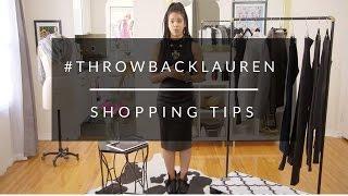 Style for Entrepreneurs: Shopping Tips