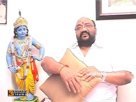 Actor and Director Santhana Bharathi Special Interview Clip 1