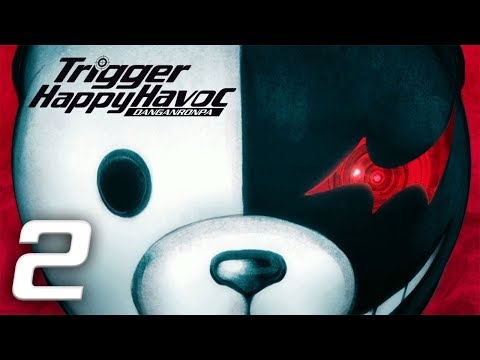 CANT. TRUST. NOBODY. |  Danganronpa: Trigger Happy Havoc | L