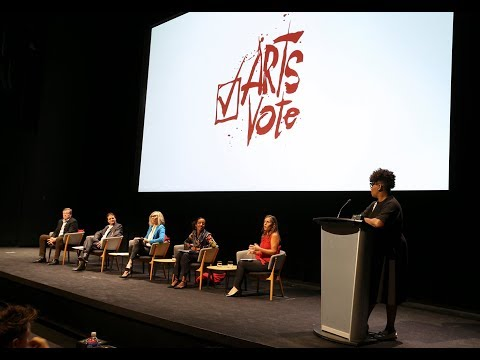 MAYOR'S DEBATE: Arts and culture matter, darn it!